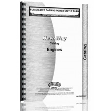 Image of New Way Air Cooled Engines Sales Catalog Catalog