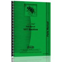 Oliver 4-78 Backhoe Attachment Parts Manual (4-78)