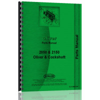 White 2150 Tractor Parts Manual
