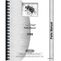White 1755 Tractor Parts Manual