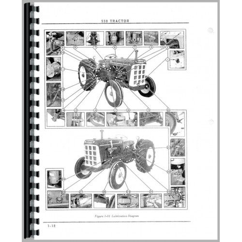 Oliver 550 Tractor Manual_97395_4 500x500 farmall 806 wiring diagram 1066 international wiring diagram bob melville's farmall wiring diagrams at edmiracle.co