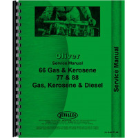 oliver 66 row crop free tractor data jensales specs Taylor Wiring Diagram