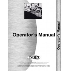International Harvester 72 Front Blade Attachment Operators Manual