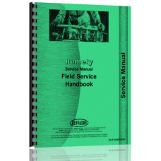 Image of Rumely Field Service Handbook Service Manual