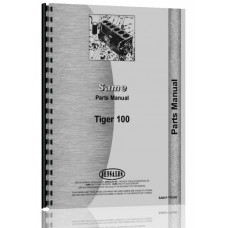 Same Tiger 100 Tractor Parts Manual