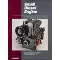 Ditch Witch 4010 Trencher Perkins D3.152 Engine Service Manual (IT Shop)