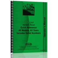 Steiger all  Quick Reference Manual Operators Manual