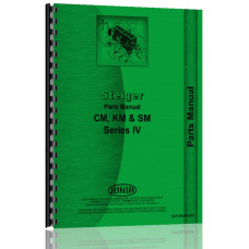 Steiger SM Tractor Parts Manual