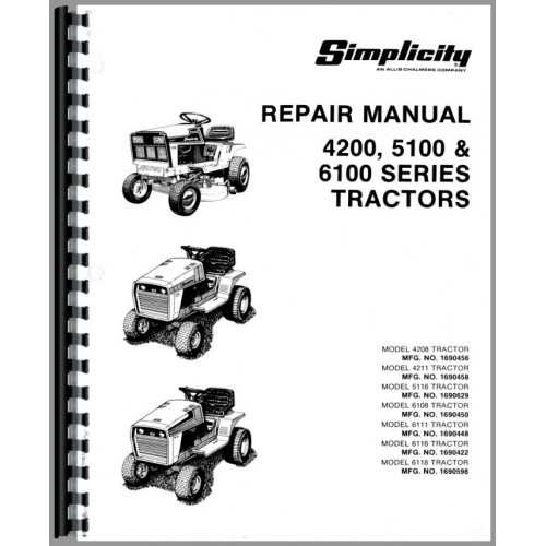 Simplicity 4211 Lawn & Garden Tractor Service Manual on simplicity conquest wiring diagram, simplicity vacuums filtration diagram, simplicity landlord wiring diagram, simplicity snow blower wiring diagram, simplicity sovereign wiring diagram, simplicity tractor electrical schematic, simplicity sunstar wiring diagram, riding mower wiring diagram, simplicity broadmoor wiring diagram, simplicity garden tractor wiring help,