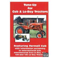 Farmall Cub, International LoBoy Tune-Up DVD (IH-DVD-CUBTUN)