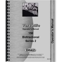 Versatile 150 Tractor Operators Manual
