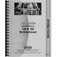 Versatile 150 Tractor Service Manual