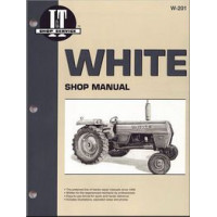 White 2-62 Tractor Service Manual (IT Shop)