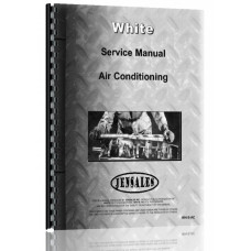 Image of White Air Conditioners Service Manual