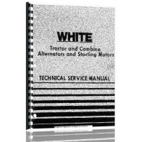 White Starters Service Manual