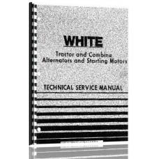 White Starters & Alternators Service Manual (Starters | Alternators)