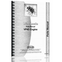 Image of Wisconsin VP4D Engine Parts Manual