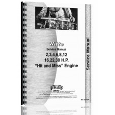 Witte 2-30 HP Engine Service Manual