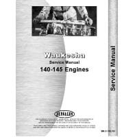 Waukesha 140-GK Engine Service Manual (GK)