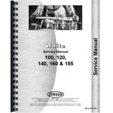 White Tractor Service Manual (WH-S-100,120+)