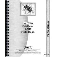 White 2-105 Tractor Parts Manual