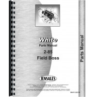 White 2-85 Tractor Parts Manual
