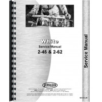 White 22678 Tractor Service Manual