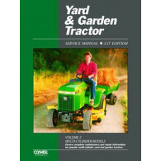 Ariens Lawn & Garden Tractor Service Manual (Multiple Cylinder) (IT Shop)