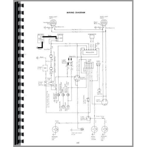 Yanmar ym 2610 Manual