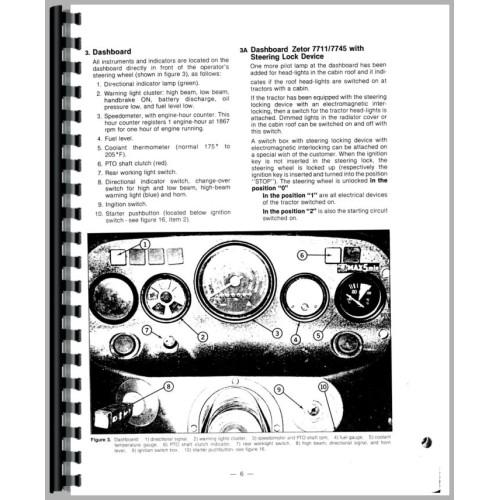 zetor 5245 tractor operators manual rh jensales com Zetor 4340 zetor 5245 service manual free download