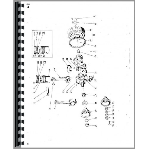 zetor 7211 wiring diagram