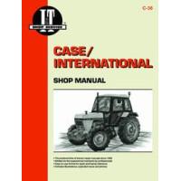 Case 1394 Tractor Service Manual (IT Shop)