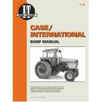 Case 2096 Tractor Service Manual (IT Shop)