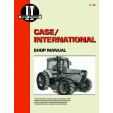Case-IH 7120 Tractor Service Manual (IT Shop)