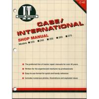 Case-IH 255 Tractor Service Manual (IT Shop)