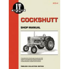 Cockshutt 560 Tractor Service Manual (IT Shop)