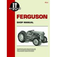 Ferguson TO20 Tractor Service Manual (IT Shop)