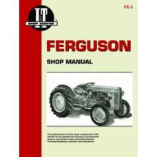 Ferguson TE20 Tractor Service Manual (IT Shop)