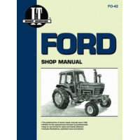 Ford 5610 Tractor Service Manual (IT Shop)