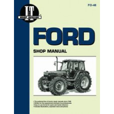 Ford 6640 Tractor Service Manual (IT Shop)