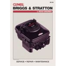 Briggs And Stratton L-Head Engine Service Manual (IT Shop)
