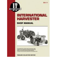 International Harvester 600 Tractor Service Manual (IT Shop)