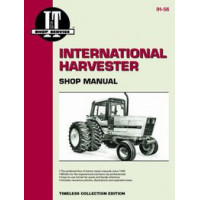 International Harvester 5488 Tractor Service Manual (IT Shop)