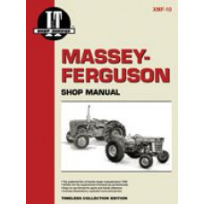 Massey Harris 303 Tractor Service Manual (IT Shop)
