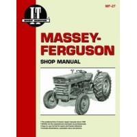 Massey Ferguson 165 Tractor Service Manual (IT Shop)