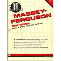 Massey Ferguson Tractor Service Manual MHSMF2625