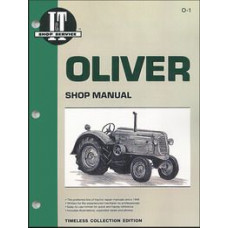Cockshutt 70 Tractor Service Manual (IT Shop)