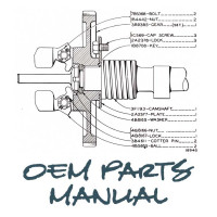 Ford 7810 Tractor Parts Manual