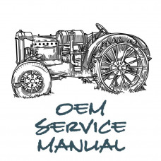 New Holland TS110 Tractor Hydraulics Service Manual (Hydraulics Only)