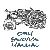 New Holland 1715 Tractor Service Manual (Supplement)